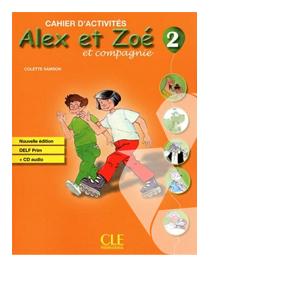 Alex et Zoe 2 Francuski jezik Radna sveska 3 razred data status