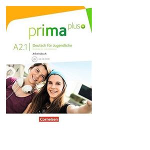 Prima plus A2.1 radna sveska data status