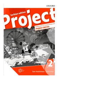 project 2 radna sveska engleski jezik za 5 razred