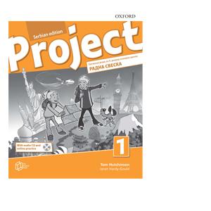 project 1 radna sveska the english book