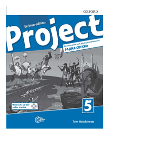 project 5 radna sveska the english book