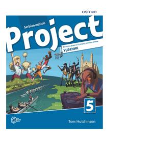 project 5 udzbenik the english book