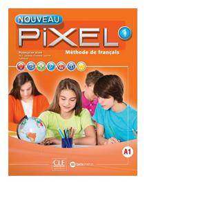 nouveau pixel 1 francuski jezik udzbenik data status