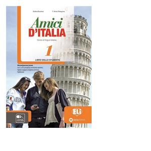 amici d italia 1 italijanski jezik udzbenik data status