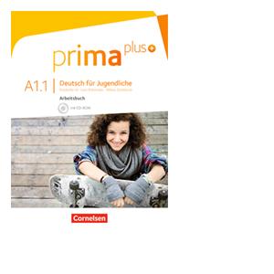 prima plus A1.1 nemacki jezik radna sveska data status