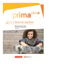 prima plus A1.1 nemacki jezik udzbenik data status