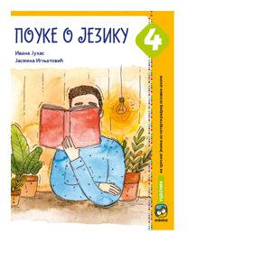 pouke o jeziku srpski jezik udzbenik 4 razred eduka