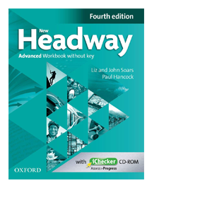 engleski jezik new headway advanced the english book
