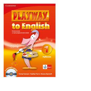 playway to english udzbenik 1 razred klett