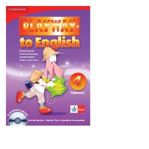 playway to english 4 udzbenik engleski jezik klett
