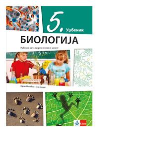 biologija udzbenik 5 razred klett