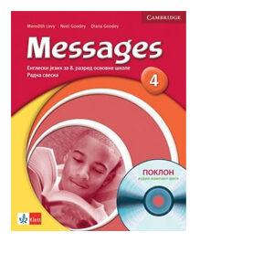 messages 4 radna sveska engleski jezik klett
