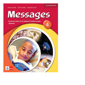 messages 4 udzbenik engleski jezik klett
