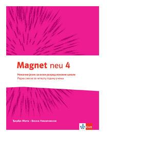 magnet neu 4 radna sveska nemacki jezik klett