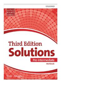 solutions pre intermediate radna sveska 1 razred logos