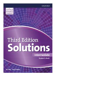 solutions intermediate 2 razred gimnazije logos