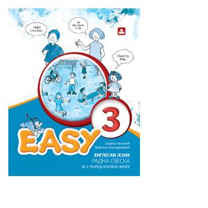 engleski jezik radna sveska easy 3 zavod 3 razred