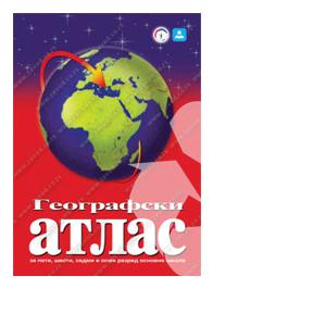 geografski atlas zavod