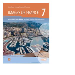 francuski jezik images de france 7 udzbenik 7 razred zavod