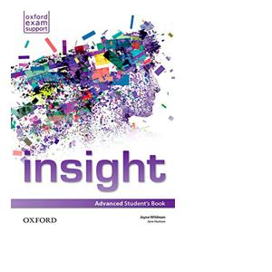engleski jezik Insight advanced english book