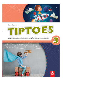 Engleski jezik Radna sveska Tiptoes 3 razred bigz