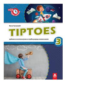 Engleski jezik Udzbenik Tiptoes 3 razred bigz