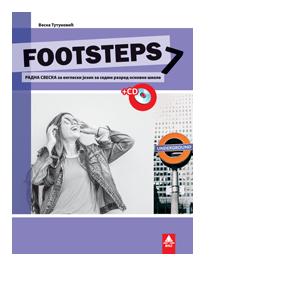 engleski jezik radna sveska footsteps 7 razred bigz