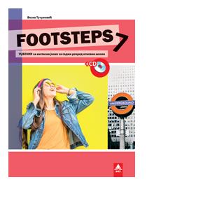 engleski jezik udzbenik footsteps 7 razred bigz