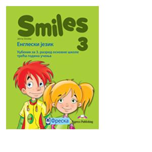 engleski jezik smiles 3 udzbenik 3 razred freska
