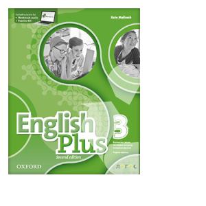 engleski jezik radna sveska english plus 3 za 7 razred novi logos