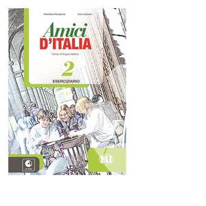 Amici d'Italia 2 radna sveska data status