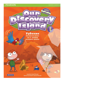 our descovery island 1 udzbenik 2 razred akronolo