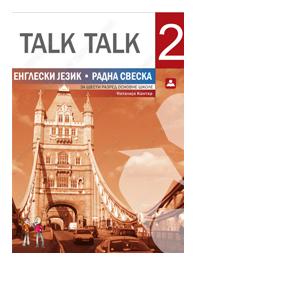 talk talk 2 radna sveska zavod