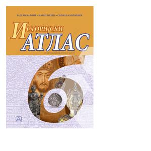 istorijski atlas 6 zavod