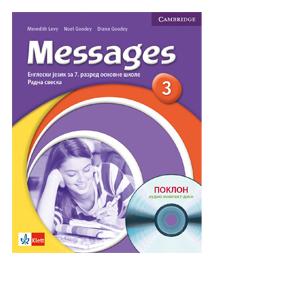messages 3 radna sveksa engleski jezik klett