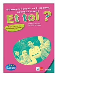 et toi 3 radna sveska francuski jezik klett