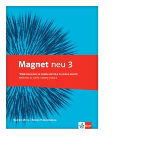 magnet neu 3 udzbenik nemacki jezik klett