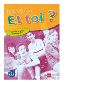 et toi 2 Udzbenik francuski jezik klett