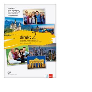 direkt 2 nemacki jezik udzbenik klett gimnazije