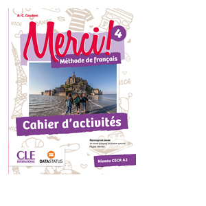 Merci 4 francuski jezik radna sveska data status