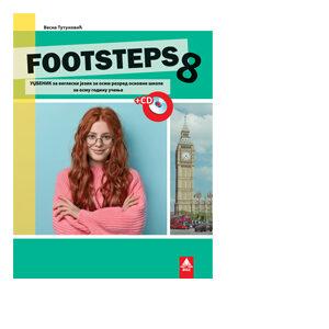 engleski jezik udzbenik footsteps 8 razzred bigz