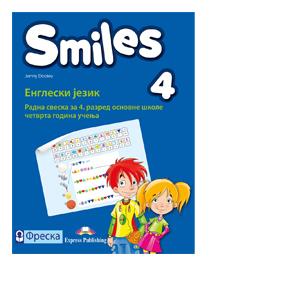 smiles 4 radna sveska engleski jezik freska