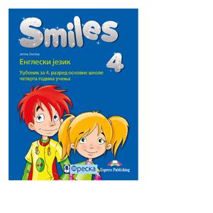 smiles 4 udzbenik engleski jezik freska
