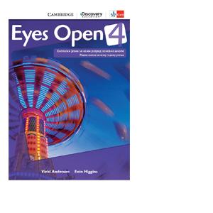eyes open 4 radna sveska engleski jezik klett