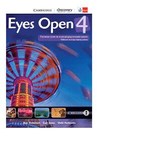 eyes open 4 udzbenik engleski jezik klett